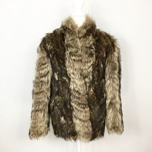 Genuine Fur Vintage Coat